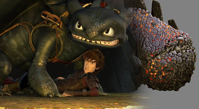 How to train your dragon exclusive dragons race to the edge season 4 concept art revealed how to train your ccuart Choice Image