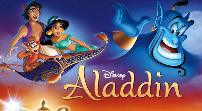 Dreamcasting Disney's Live-Action Aladdin