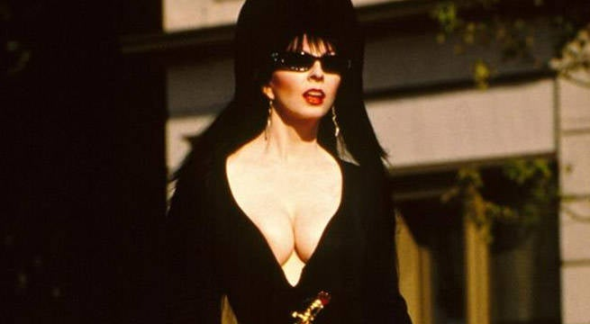 elvira mistress of the dark blu-ray