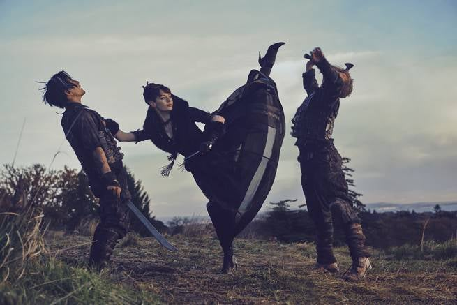 Into The Badlands Ends Season 2 Premiere With Shocking Twist