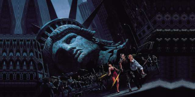 Escape From New York Robert Rodriguez