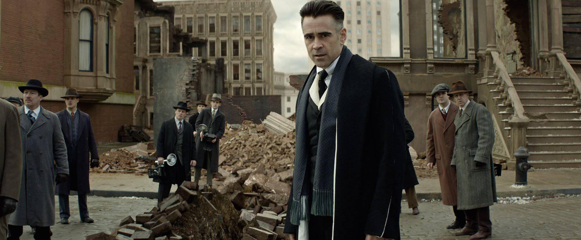 Fantastic Beasts: Colin Farrell Shares Morbid Theory About Character's Fate