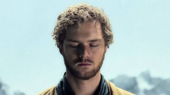 Finn Jones Returns Twitter Iron Fist Whitewashing
