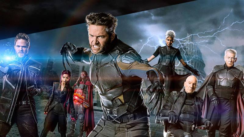 Future X-Men of Days of Future Past