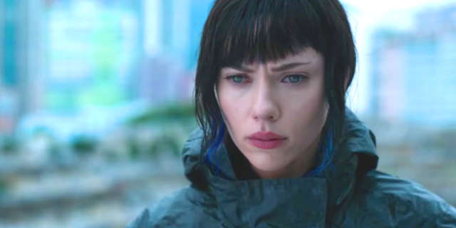 Ghost In the Shell (2017) Reviews Controversy