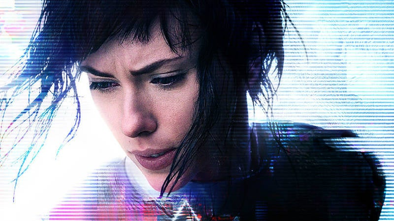 Ghost in the Shell movie Preview