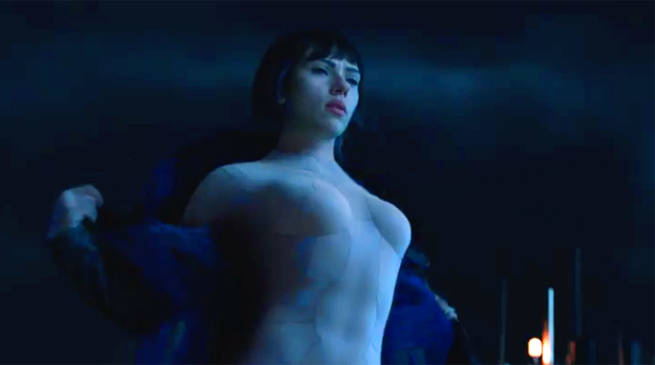 Ghost In The Shell Opening Scene Clip
