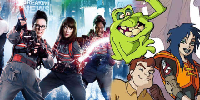 ghostbusters reboot sequels development