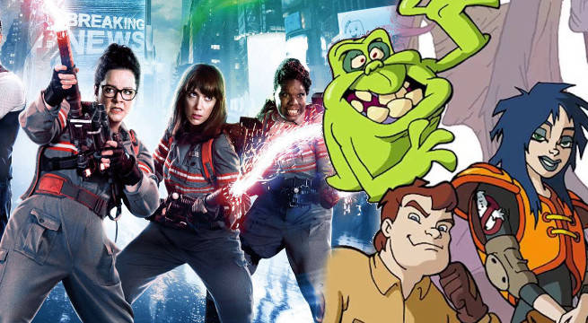 The Ghostbusters Reboot Has Sequels In Development