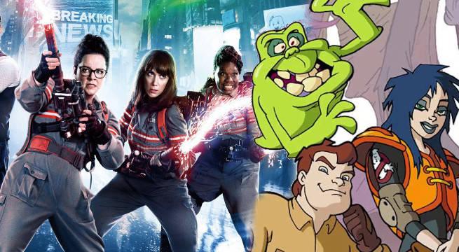 ghostbusters reboot sequels development