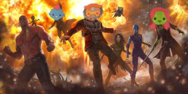 guardians emojis
