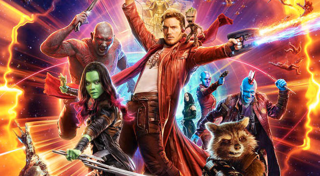 guardians of the galaxy vol 2 director james gunn interview team member story arcs
