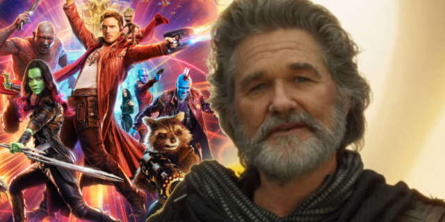 guardians of the galaxy vol 2 kurt russell ego the living planet new photo