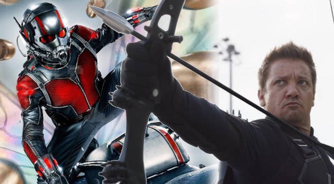 Ant-Man and the Wasp Director Clarifies Hawkeye Involvement