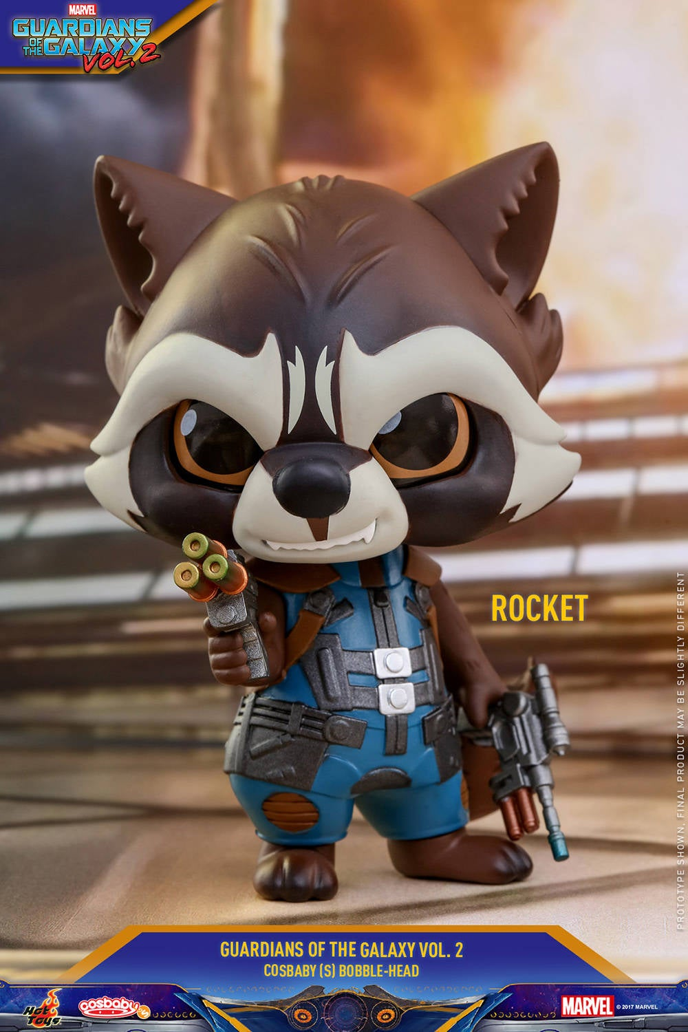 Hot Toys - GOTG vol 2 - Collectible Set PR17 (single pack only)