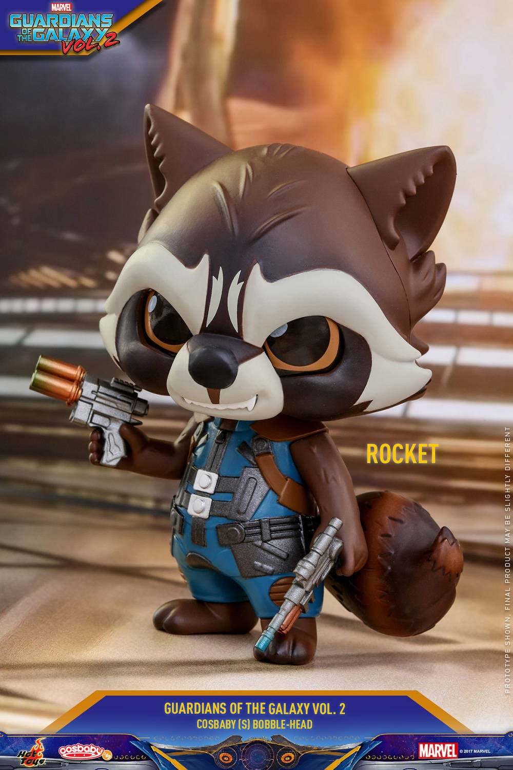 Hot Toys - GOTG vol 2 - Collectible Set PR18 (single pack only)