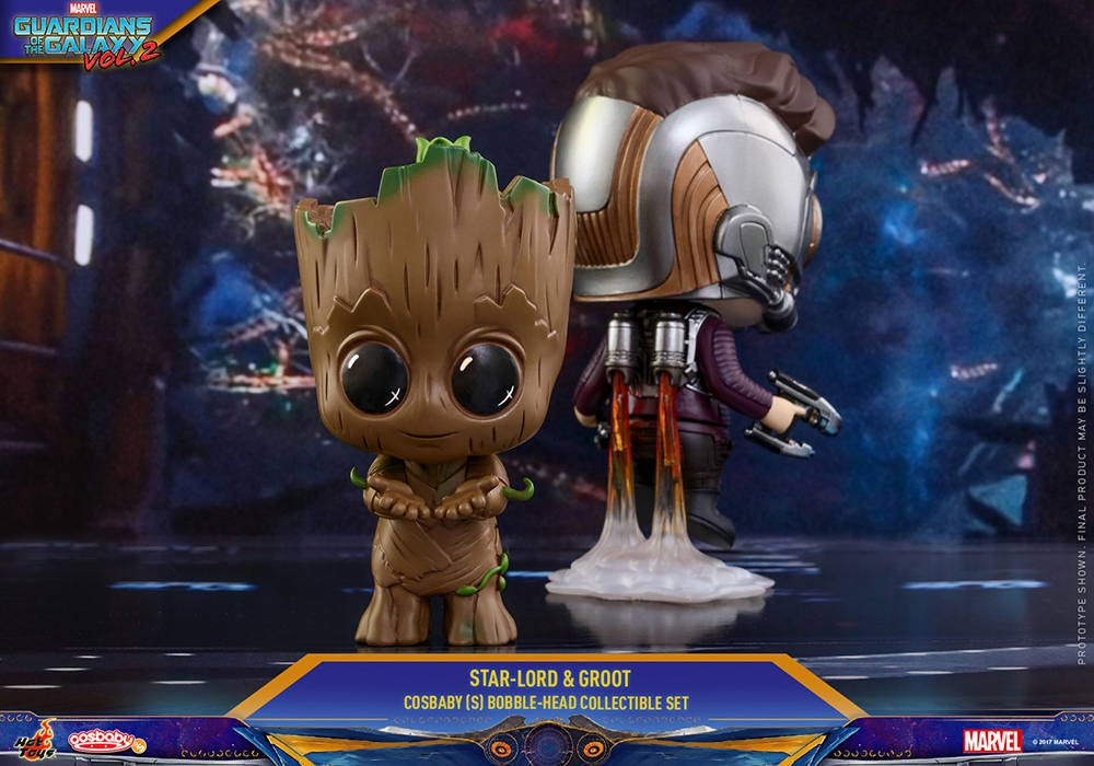 Hot-Toys---GOTG-vol2---Star-lord-&-Groot-COSBABY-collectible-set PR2