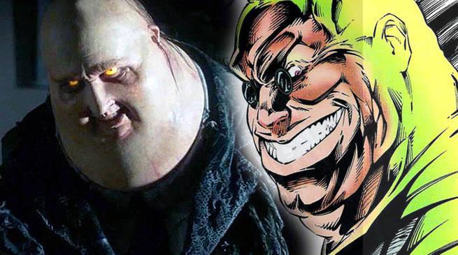 Is Legion Devil With Yellow Eyes Shadwo King Xmen Comics