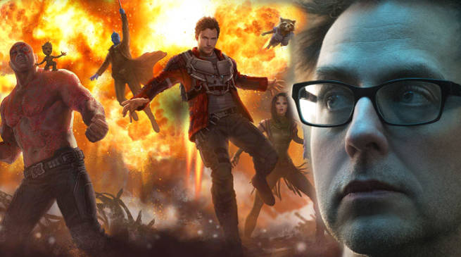 James Gunn Shares New Comments About Guardians Of The Galaxy Vol. 3