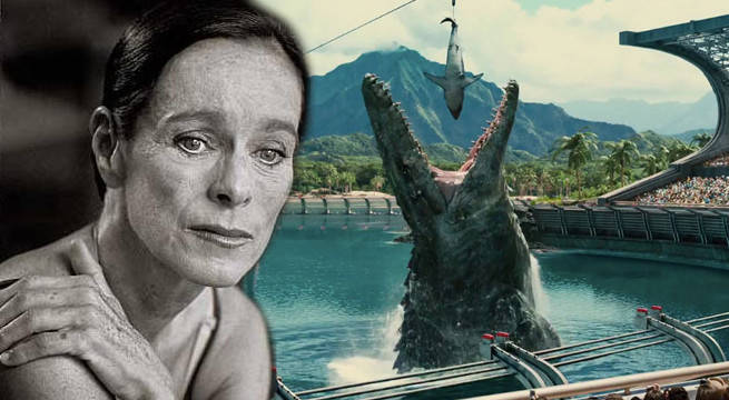 Jurassic World 2 Casts Geraldine Chaplin
