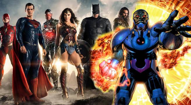 justice league darkseid apperance rumor