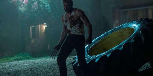 Logan movie vs X-24