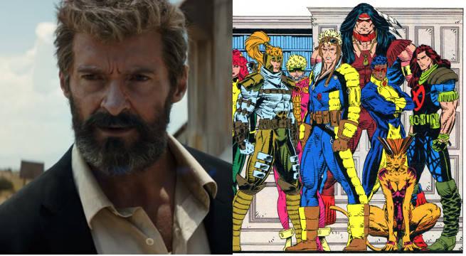 Logan-X-Force