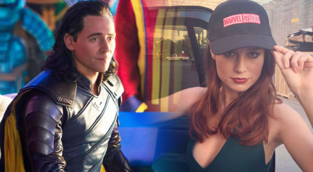 Tom Hiddleston Talks Brie Larson's Casting As Captain Marvel And ...