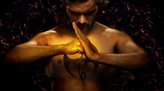 Marvel Iron Fist Netflix Bad Reviews