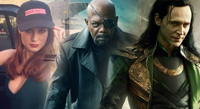 Brie Larson Talks Insane Marvel Secrecy With Tom Hiddleston, Samuel L. Jackson