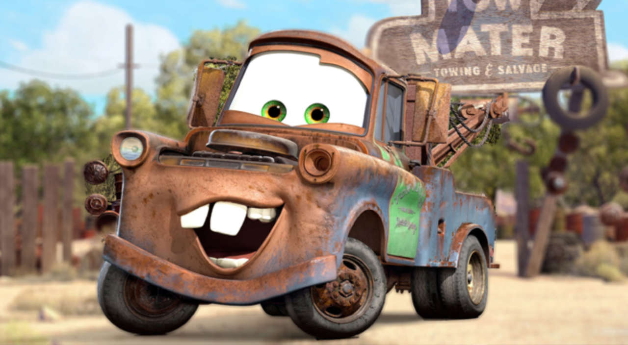 watch first look at mater in new cars 3 trailer