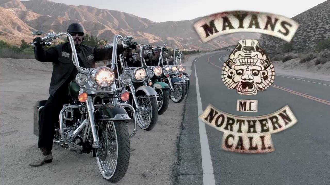 Sons Of Anarchy: Mayans MC Cast Gets Together For First Ride