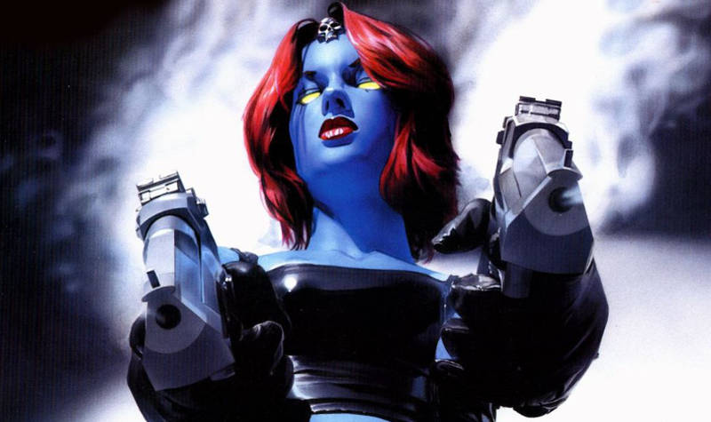 Mystique Rated-R Solo Movie