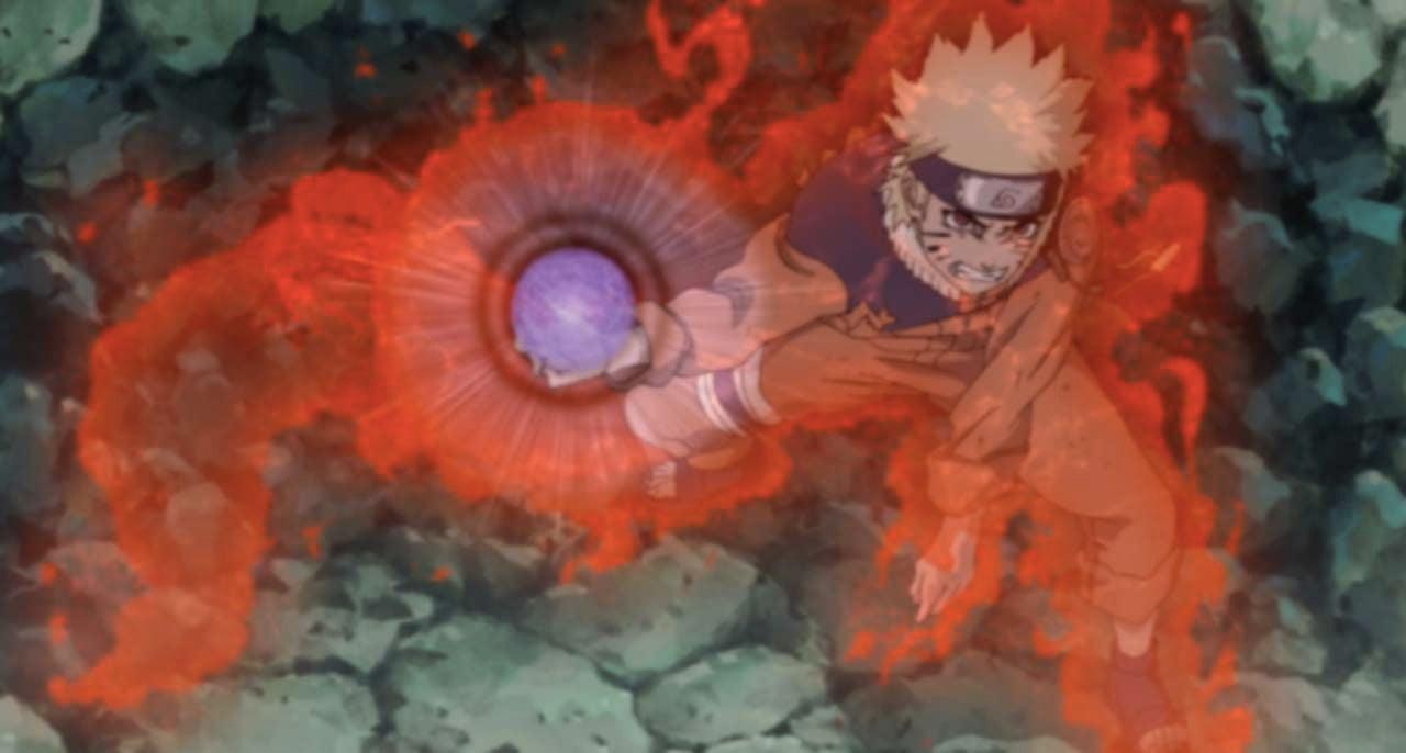 5 Unforgettable Jutsu From Naruto