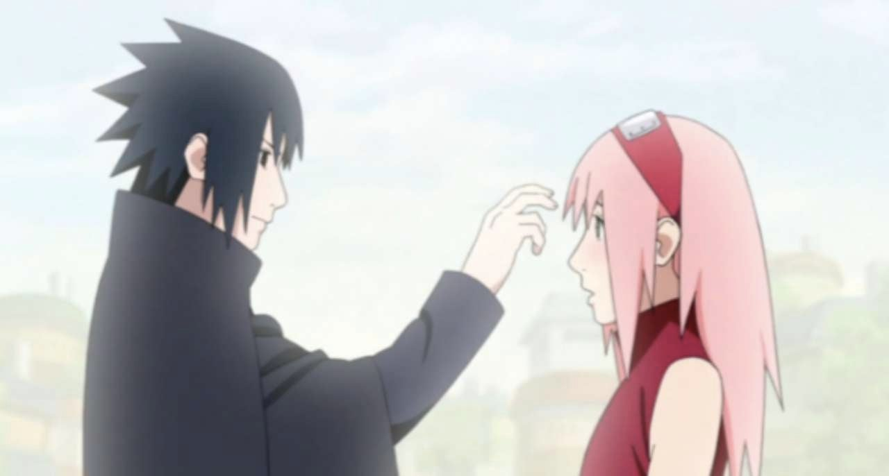 Wedding sasuke sakura SasuSaku/Unofficial