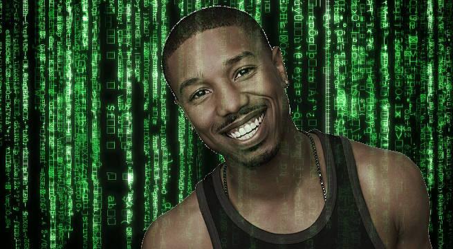 new matrix movie not a reboot michael b jordon zak penn