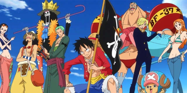 One-Piece-Straw-Hat-Pirates