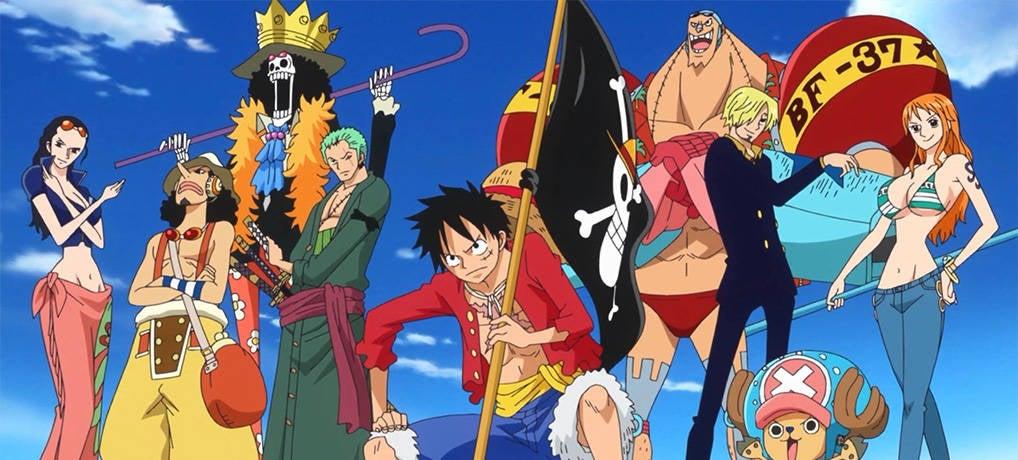 One-Piece-Straw-Hat-Pirates