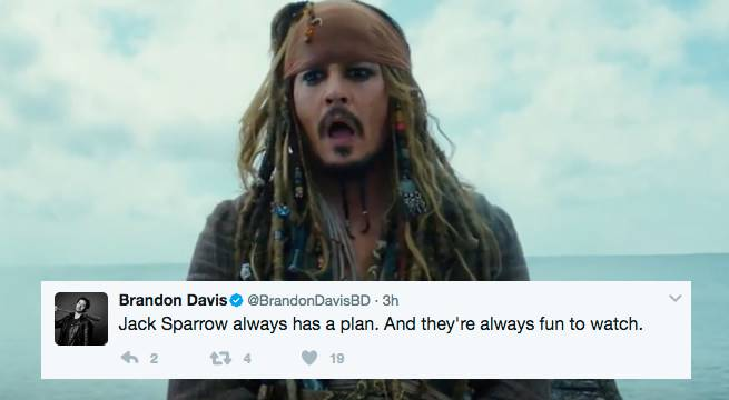 pirates sparrow tweet