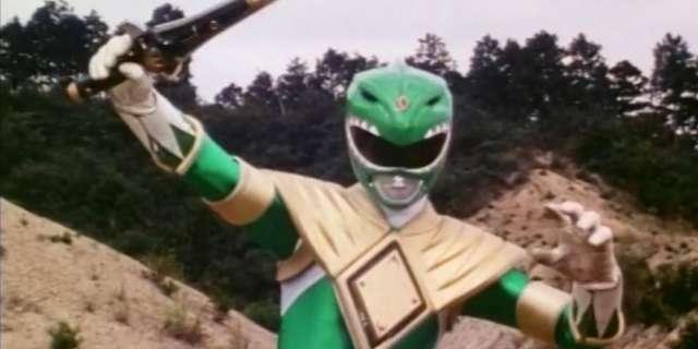 Power Rangers 2017 Ending post credits scene Tommy Oliver Green Ranger