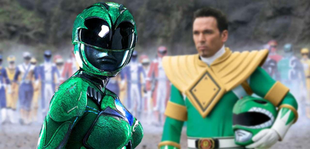 Power Rangers Cast Lobbying For Green Ranger To Be Female