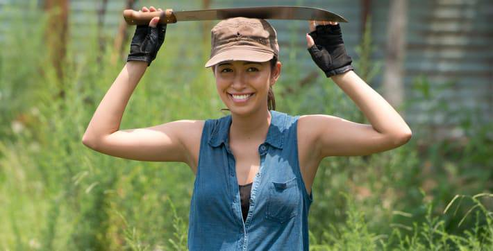 'Walking Dead' Star Fires Back At Breastfeeding Photo Critics