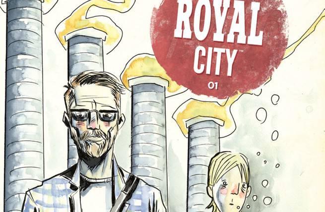 Royal City #1 - Car