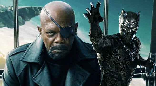 samuel l jackson nick fury black panther