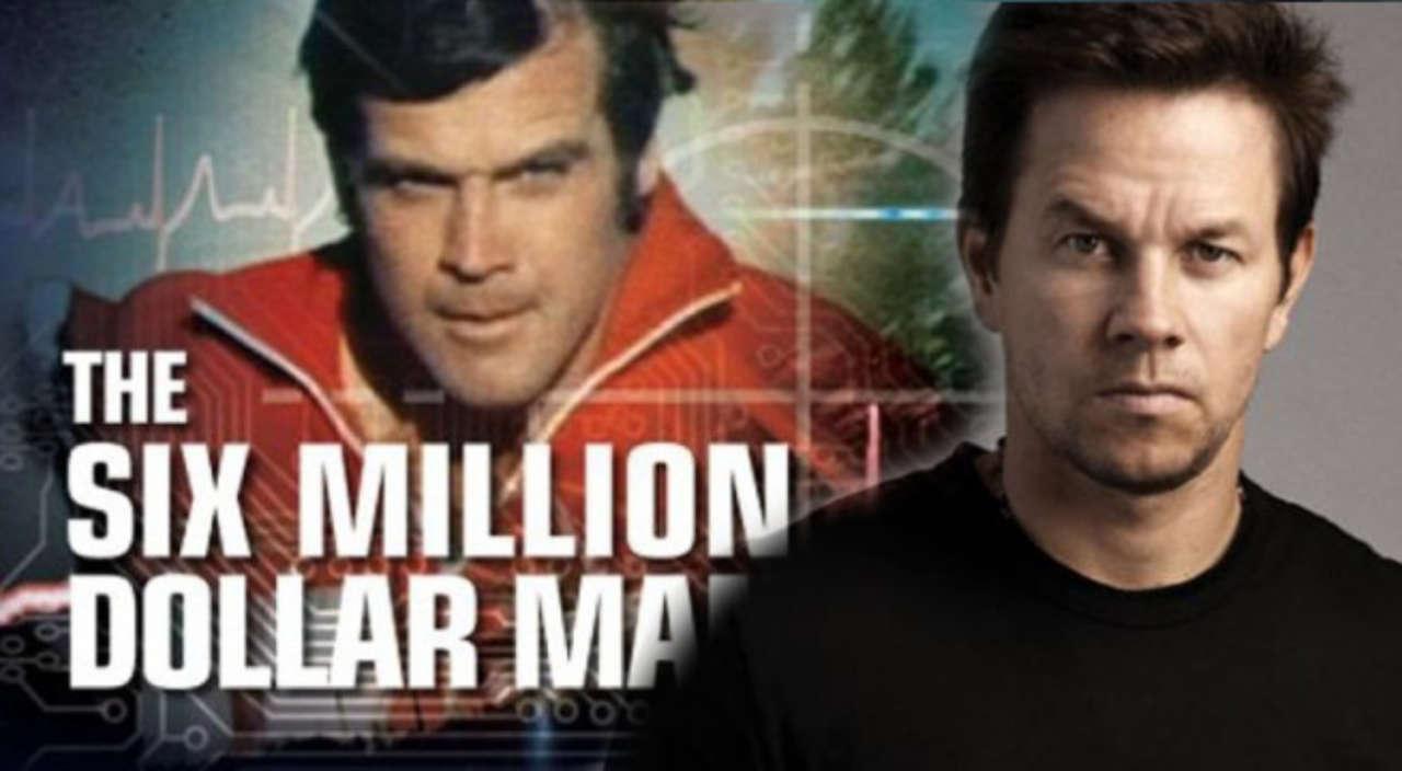 'Six Billion Dollar Man' Film on the Way From 'Bumblebee' Director Starring Mark Wahlberg