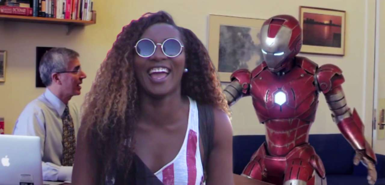 riri williams' ironheart takes flight in new live-action mit trailer