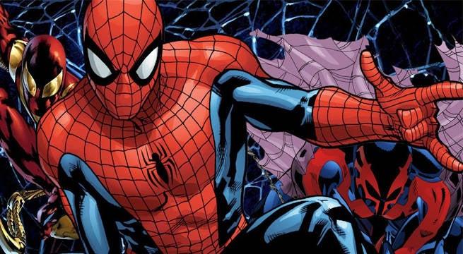 Spider-Man-Classic-Costume