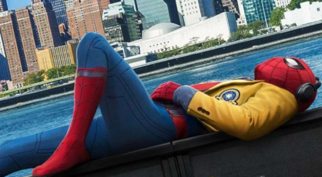 27ac7077c Spider-Man: Homecoming - Someone Found All The T-Shirts Peter Parker Wears  Online
