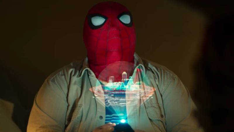 Spider-Man Homecoming Need Leeds in Spider-Man Suit