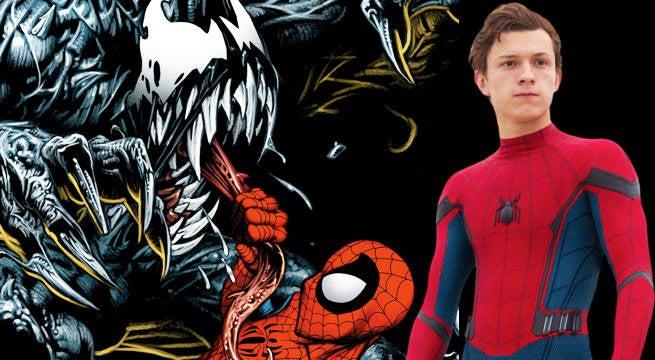 spider man homecoming venom